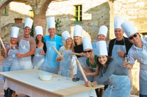 Cooking Vacations in Italy 1